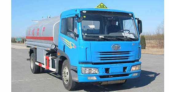 解放单桥油罐车(15-18立方)