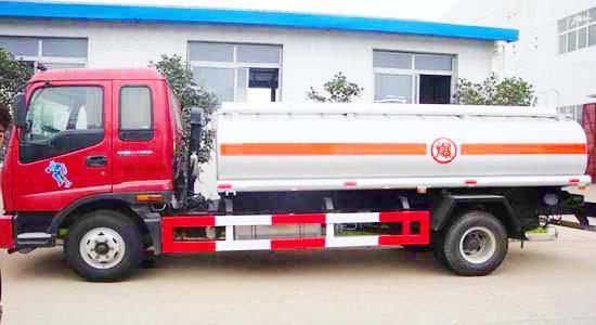 福田单桥油罐车(15-18立方)