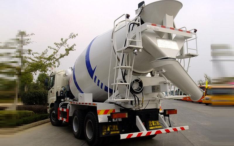 DFZ5250GJBA4S混凝土搅拌运输车