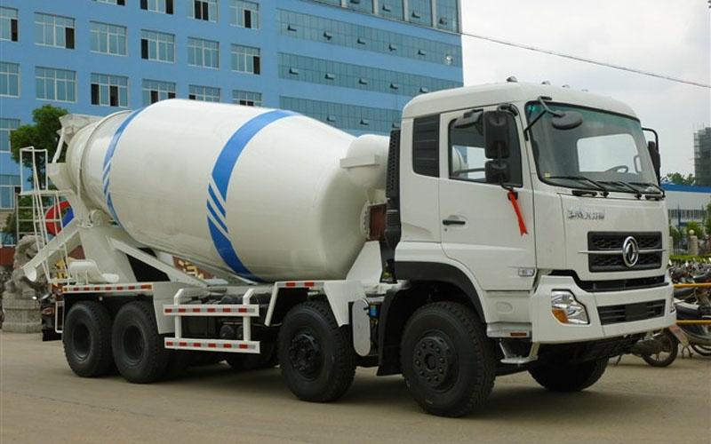 DFZ5310GJBA混凝土搅拌运输车