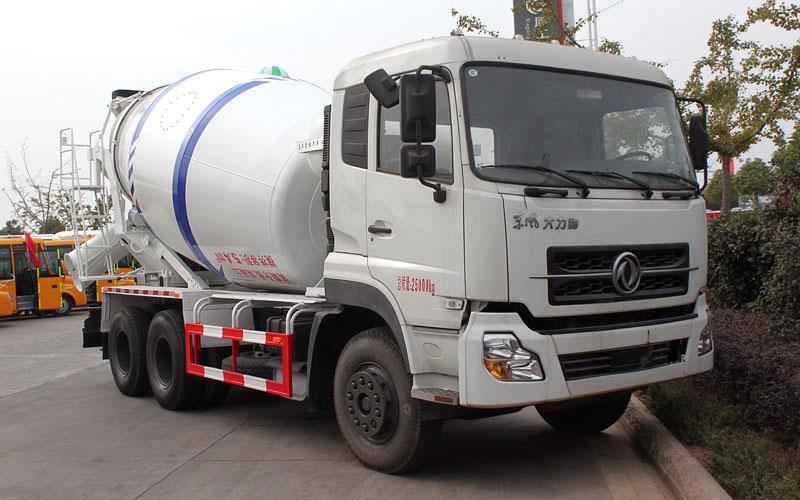 HLQ5250GJBD混凝土搅拌运输车