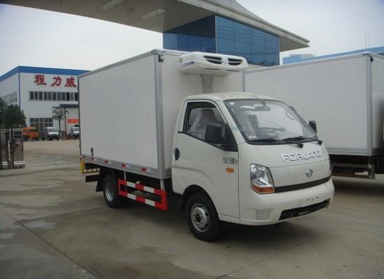 福田宝瑞3.2米小型冷藏车