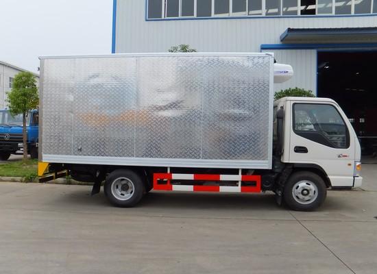 江淮帅铃5.2米冷藏车