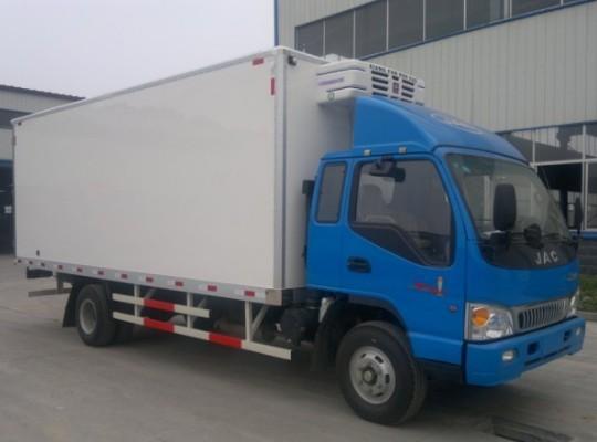 江淮威铃6.2米冷藏车