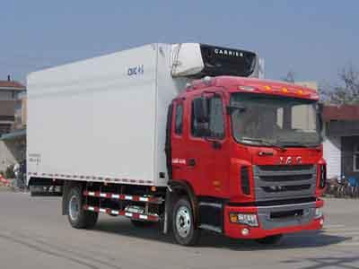 江淮格尔发7.8米冷藏车