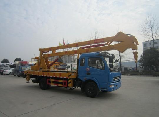 东风多利卡16-18米高空作业车
