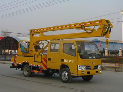 东风福瑞卡11-12米高空作业车