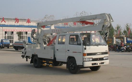 江铃14-16米高空作业车
