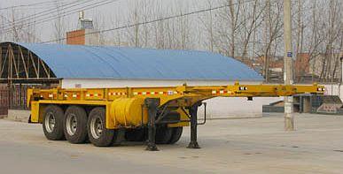 10米集装箱运输半挂车