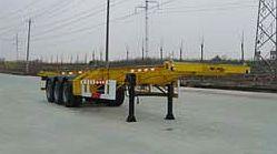 12米集装箱运输半挂车