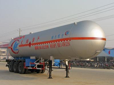 56立方液化气运输半挂车