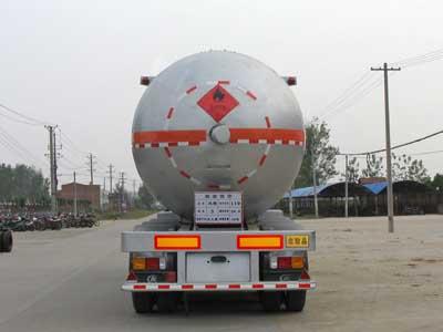 55立方液化气运输半挂车