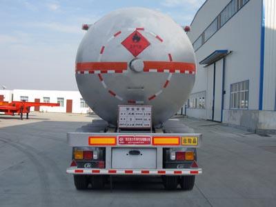 56立方丙烷运输半挂车