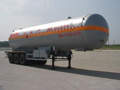 59.5立方丙烷运输半挂车