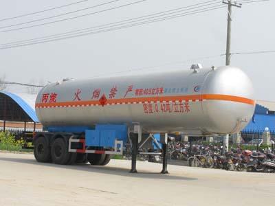40.5立方丙烷半挂车