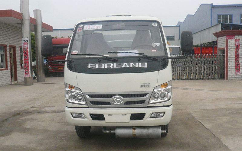 福田时代加油车