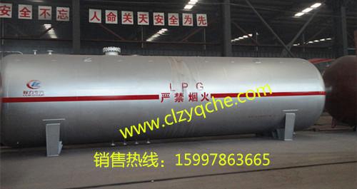 60立方液化气储罐