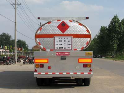 32.6立方乙酸运输半挂车