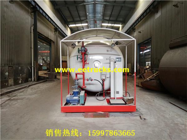 60立方液化气撬装站