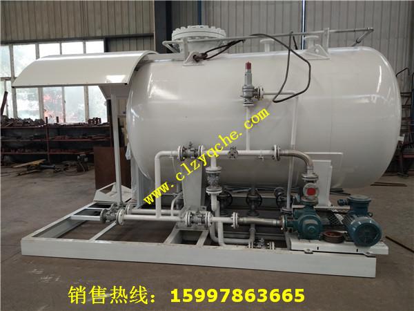 5立方液化气撬装站