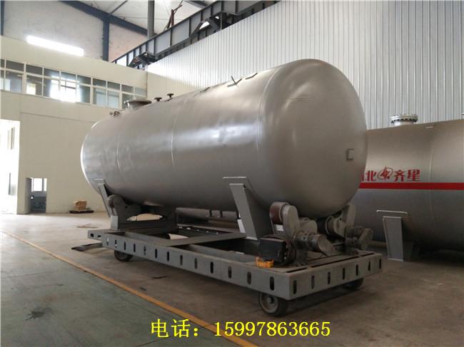 25立方液化气储罐参数