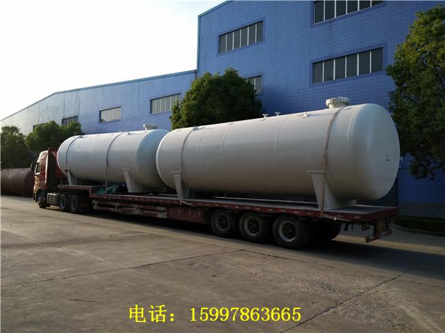 60立方液化气储罐价格