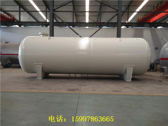 60立方液化石油气储罐