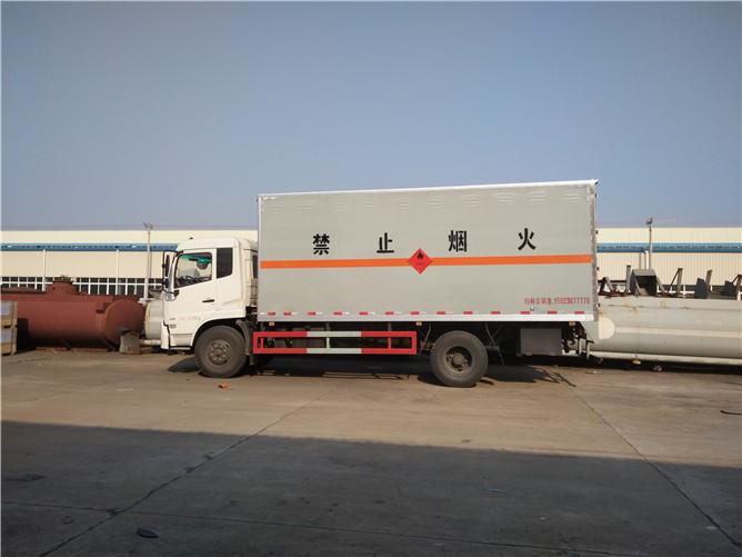 东风天锦气瓶运输车