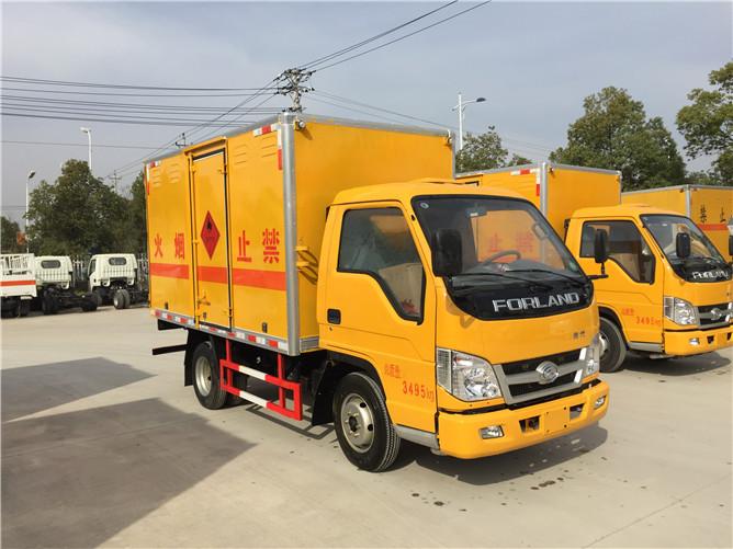 福田时代气瓶运输车