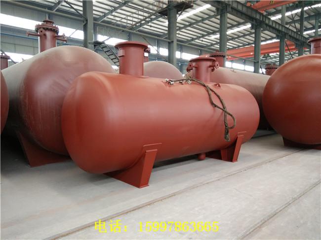 10立方液化气地埋罐