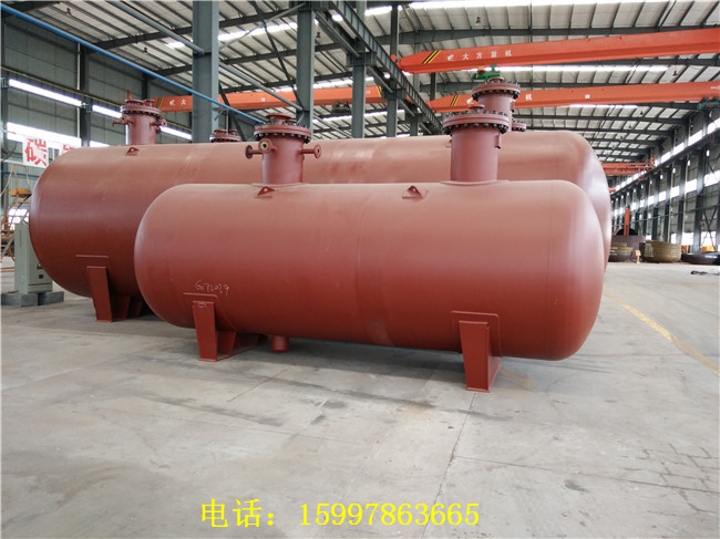 15立方液化气地埋罐