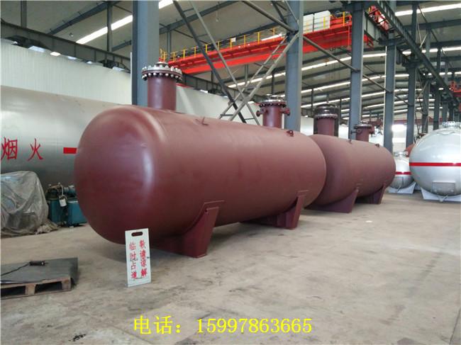 32立方液化气地埋罐