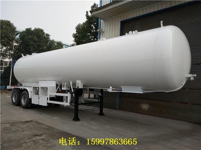 40.5立方液化气半挂车