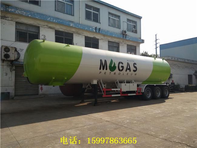 60立方LPG半挂车