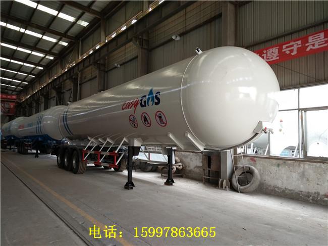 25吨液化气半挂车