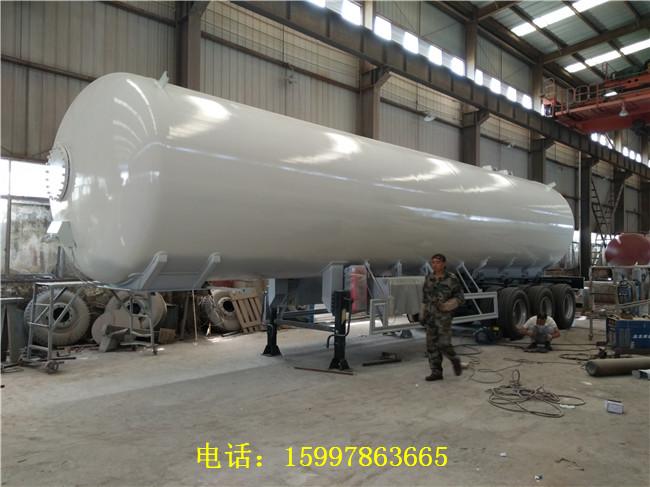 30吨液化气半挂车