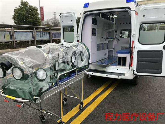 福特V348负压救护车