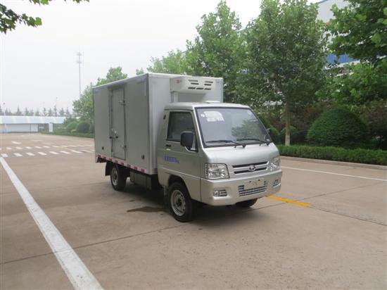 福田驭菱2.9米小型冷藏车